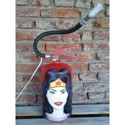 ESTINTORI LAMPADE WONDER WOMAN