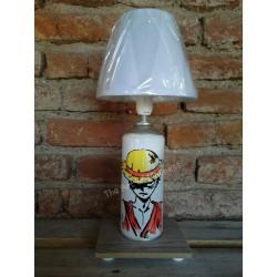 Lampada Bomboletta RUBBER