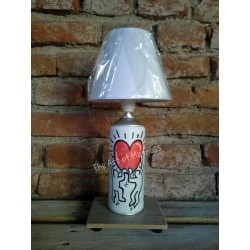 Lampada Bomboletta Keith Hering